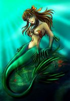Mermaid Oleena by Peipp
