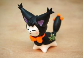 Black Halloween Skitty