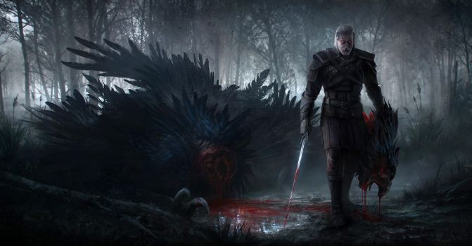 The Witcher by JonasDeRo