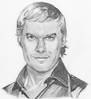 Michael C. Hall by Suanin