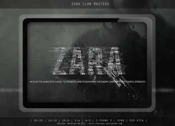 ZARA TYPOGRAPHY by MIATARI