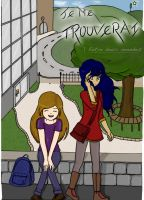 Je me trouverai couverture du tome 1 by LittleStar-Fish