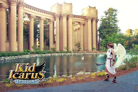 Kid Icarus Uprising - Nintendo Pit Costume by LiKovacs