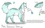 Mint Reference Sheet by LunR-Wolf