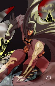 I'm Batman by theFranchize