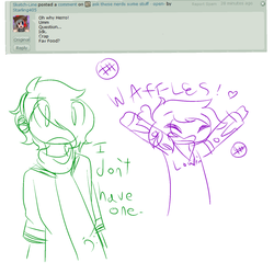 Ask TIH #3: but waffles by reaIi-tea