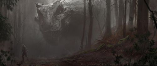 Forest Giant by Der-Reiko