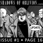 Shadows of Oblivion #1 p16 update by Shono