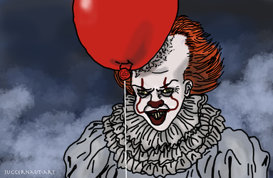 Return of Monster Madness 2017 - Pennywise by Juggernaut-Art