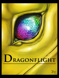 Dragonflight -Poster Contest- by Cheddarness8