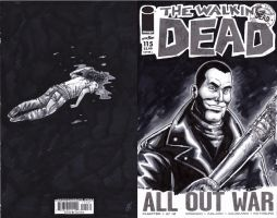 Your Friendly Neighborhood Negan by BigChrisGallery