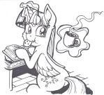 Twilight in Sharpie by LateCustomer