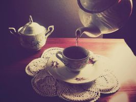 Lets have a tea party! by TurquoiseGrrrl