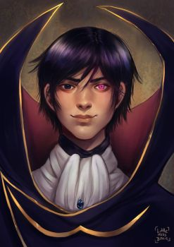 Lelouch vi Britannia by Little-Miss-Boxie