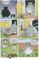 Tom and Jerry Fat Comic 03 by MCsaurus