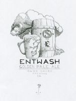 OS - Entwash [pencil] by SirInkman