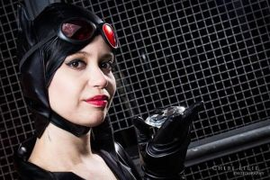 Selina Kyle by Asbelial