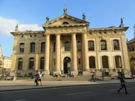 The Clarendon Building by Citysnaps