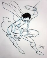 Bmore 2012: Biggs to the Rescue by stratosmacca