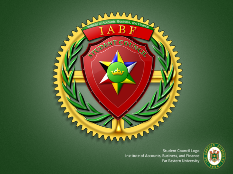 IABF Student Council Logo by than-than