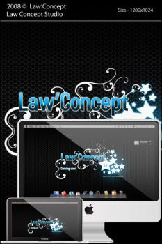 Law'Concept Wall Pack by Law-Concept