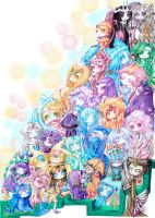 Clow Cards, Clamp Day 2015 by JuliettaLorena