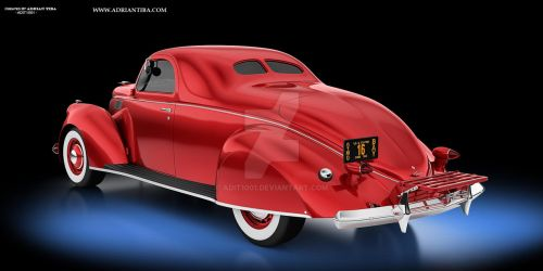 Lincoln Zephyr 1937 02 Wallpaper by adit1001