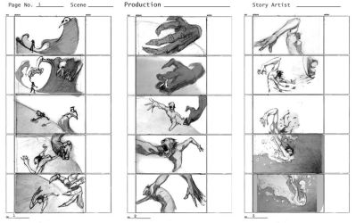 Storyboard page 1 by chavdar-tn