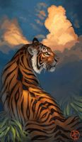 Bengal: King of Diamonds by balaa