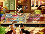 The Bakery by Ghoul-bite