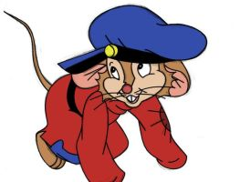 fievel: an american tail by saeleagrace