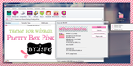 theme for winrar CuteBoxPink by Isfe