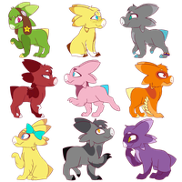 Baby boo batch by Enderquus