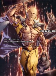 SAITAMA from One Punch Man by marvelmania