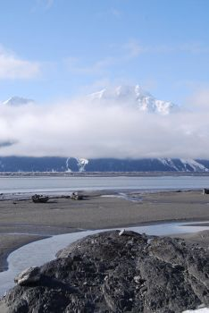 Alaska Beach 2 by prints-of-stock