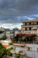 Colorful Neighboorhood 2 by Apotag