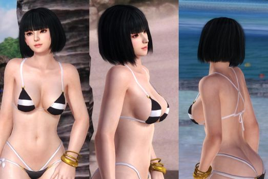[HAIR] Pai Mid Short Hair by funnybunny666