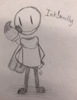 (Art trade oof) Ink!meatly by Chocliy