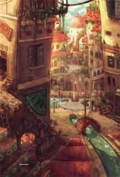 Streets by Reluin