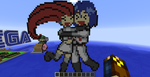 Jessie and James hugging! by MarnicSteve92