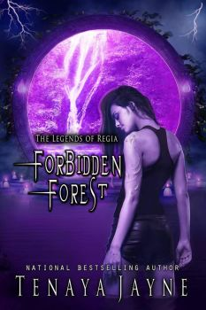 Forbidden Forest -  BOOK COVER by Doucesse
