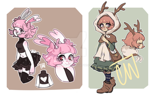 Adopts  Auction (1/2 OPEN) by Celiicmon