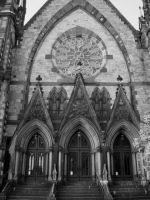 Gothic Cathedral by bestill