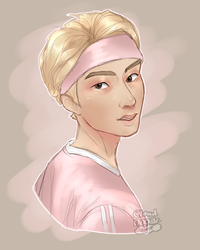.:AT:. Bby Jun by CloudDoodle