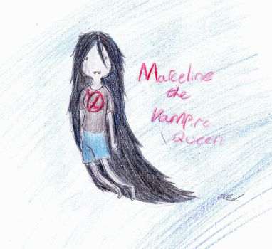 marceline by Checkerthehedgehog