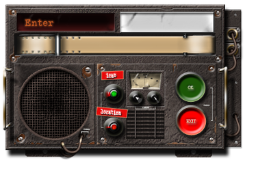 Dieselpunk Dialogue Box by yereverluvinuncleber