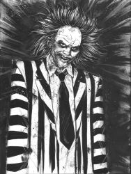 Beetlejuice by J-WRIG