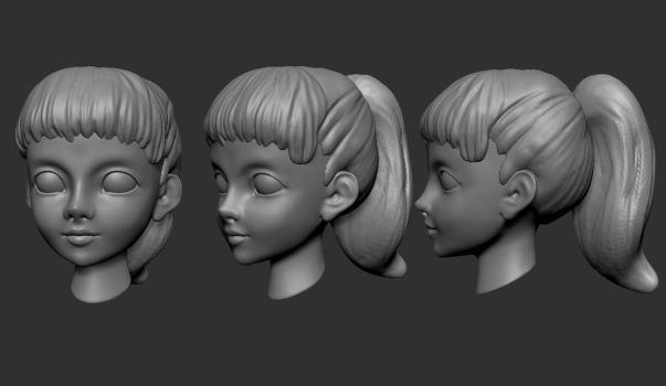 Daily Sculpt 514 by Rogent