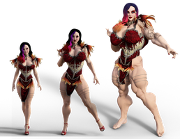 My new Phoenix outfit by MPCreativeArts