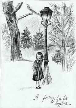 The Chronicles of Narnia. Lucy by skleppi